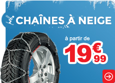 chaines à neige