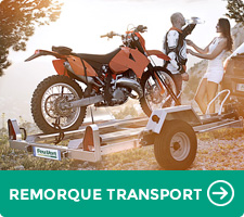 remorques transport