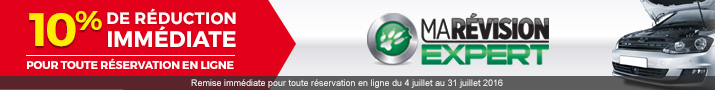 revision voiture promo