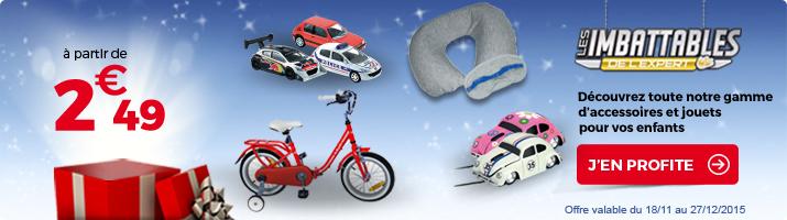 accessoires et jouets pour enfants