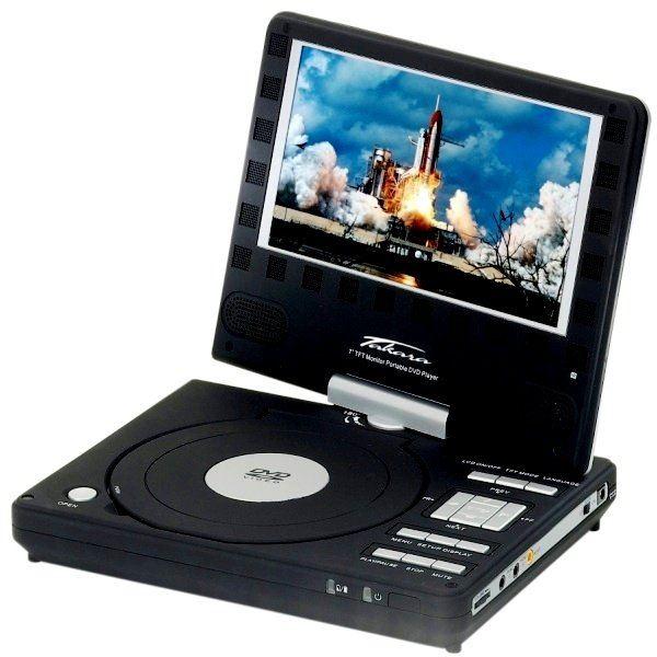 Lecteur dvd portable takara div 89r feu vert - Lecteur dvd portable but ...