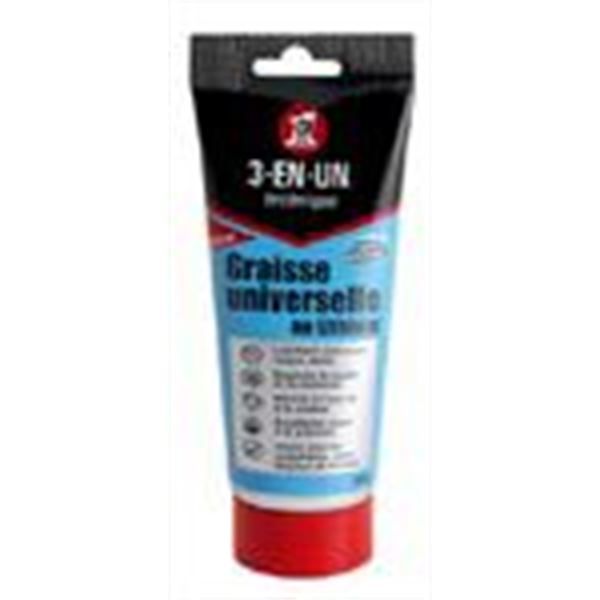 Graisse Universelle au Lithium 3-EN-UN Technique Tube 150 gr