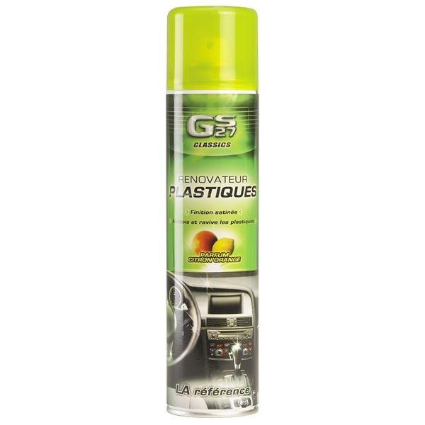 r 233 novateur plastique satin 233 citron gs27 classi 400 ml feu vert