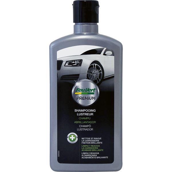 shampooing lustrant feu vert premium 500 ml feu vert. Black Bedroom Furniture Sets. Home Design Ideas