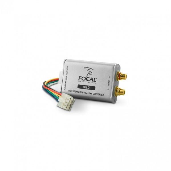Convertisseur focal fps hilo de focal convertisseur haut niveau bas