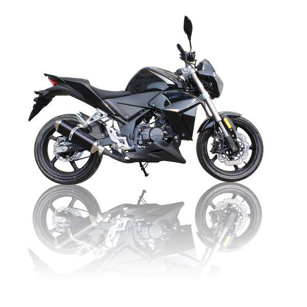 moto 50 cc eurocka roadster noir feu vert. Black Bedroom Furniture Sets. Home Design Ideas