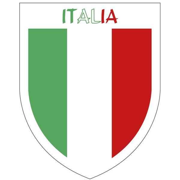 Fanion Pour Voiture Italie Stickzif Feu Vert