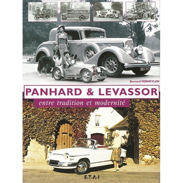 livre panhard levassor entre tradition et modernite ref 19870 feu vert