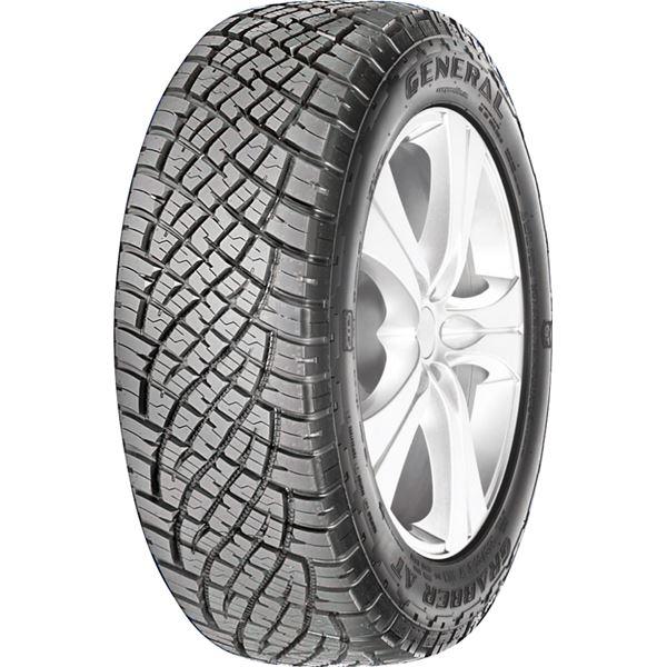 pneu 4x4 general tire 255 60r18 112h grabber at xl feu vert. Black Bedroom Furniture Sets. Home Design Ideas