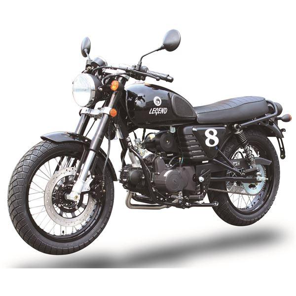 moto 50 cc 4t cka legend eurocka feu vert. Black Bedroom Furniture Sets. Home Design Ideas