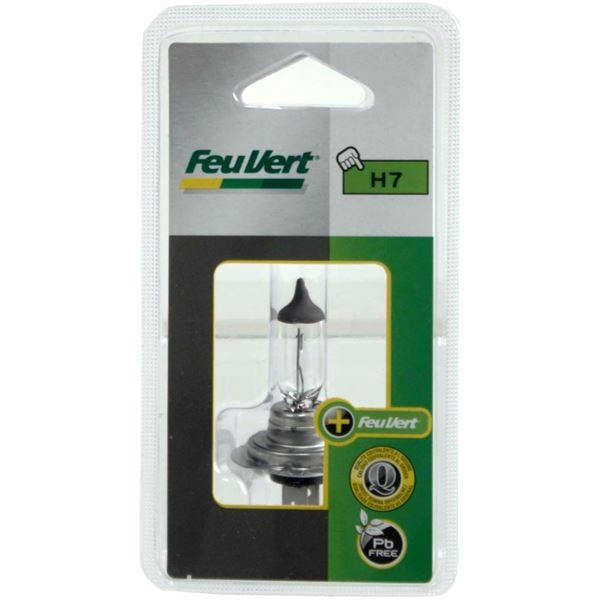 ampoule de phare feu vert h7 feu vert