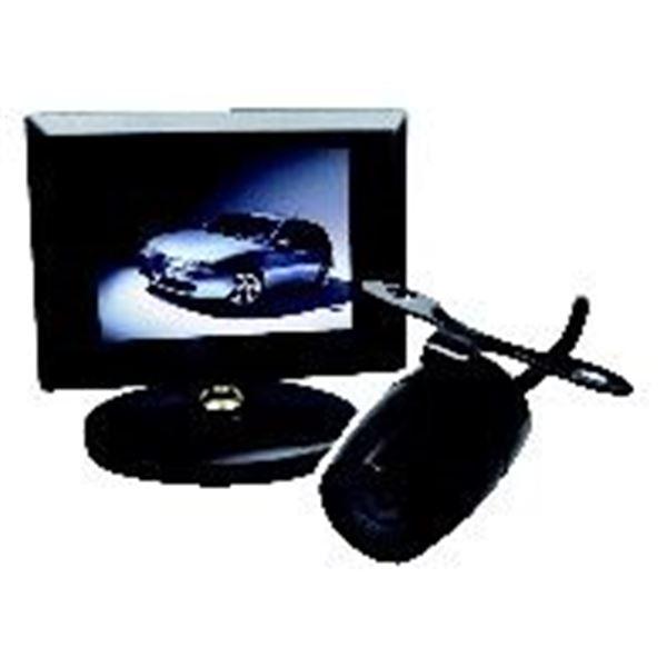 pack cam ra de recul cran beeper rw030 p feu vert. Black Bedroom Furniture Sets. Home Design Ideas
