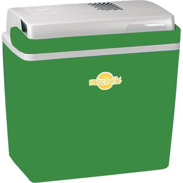 glaci re lectrique 12 230v ezetil e24 mirabelle 22 litres feu vert. Black Bedroom Furniture Sets. Home Design Ideas