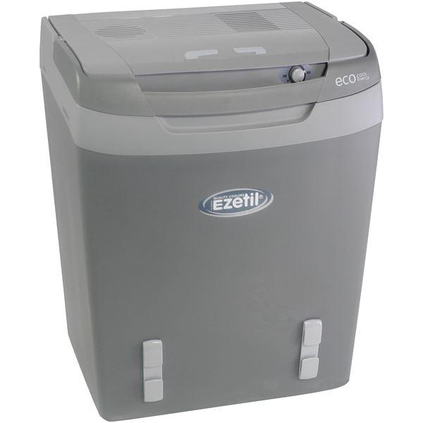 glaci re lectrique 12 230v ezetil e32 ssbf 29 litres a feu vert. Black Bedroom Furniture Sets. Home Design Ideas