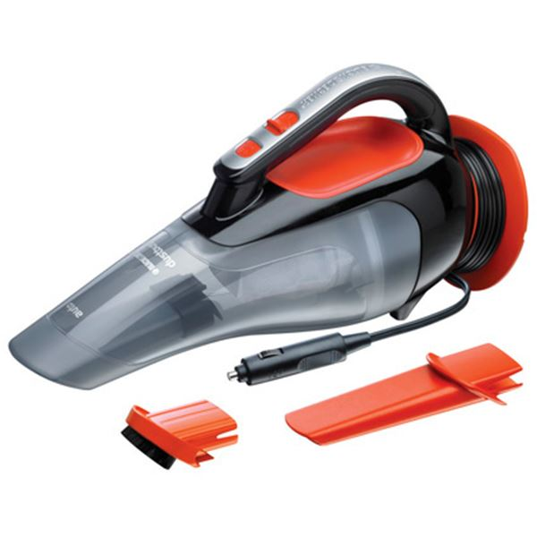 aspirateur pour voiture black decker 12v dustbuster adv1210 feu vert. Black Bedroom Furniture Sets. Home Design Ideas