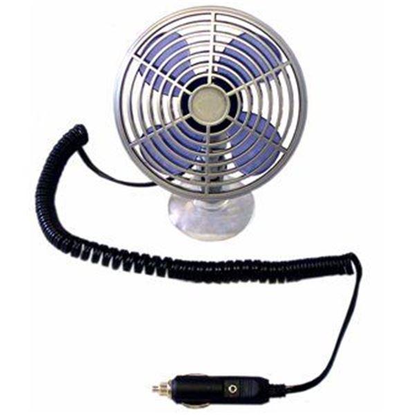 Ventilateur rond en plastique 12v feu vert - Transformer ventilateur en climatiseur ...
