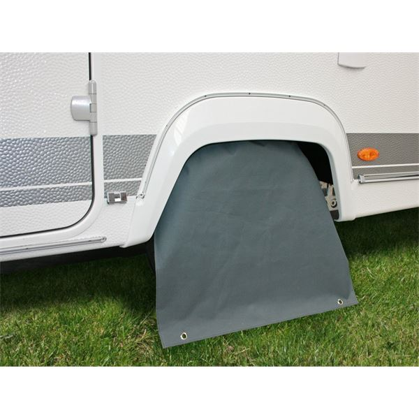 Cache Roue Camping Car