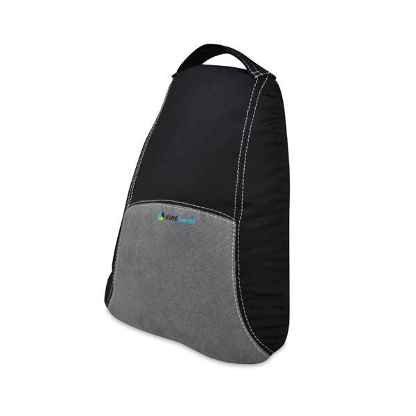 oreiller multi support de voyage kin travel feu vert. Black Bedroom Furniture Sets. Home Design Ideas