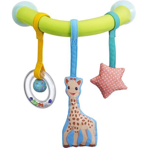 arche de voiture sophie la girafe feu vert. Black Bedroom Furniture Sets. Home Design Ideas