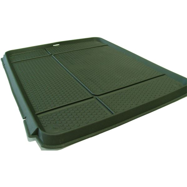 tapis de coffre pvc kaki 50x60 cm feu vert. Black Bedroom Furniture Sets. Home Design Ideas