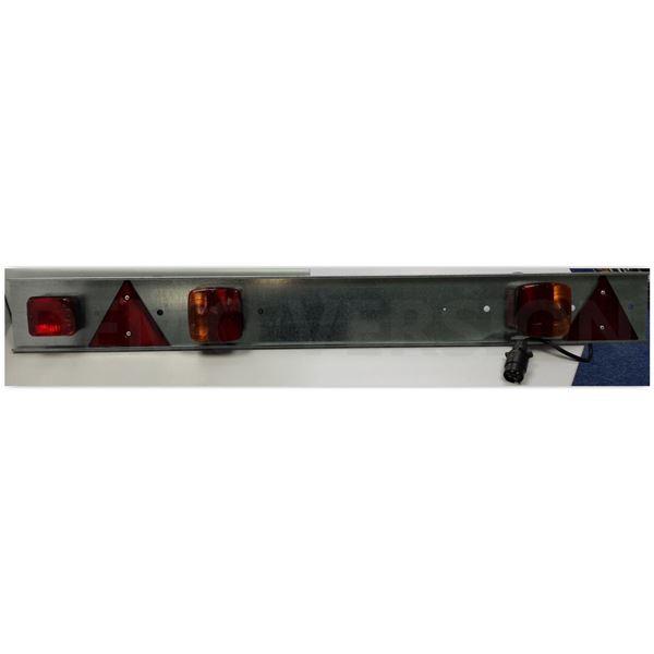 rampe de signalisation bagag re m tal 1 25 m norep feu vert. Black Bedroom Furniture Sets. Home Design Ideas