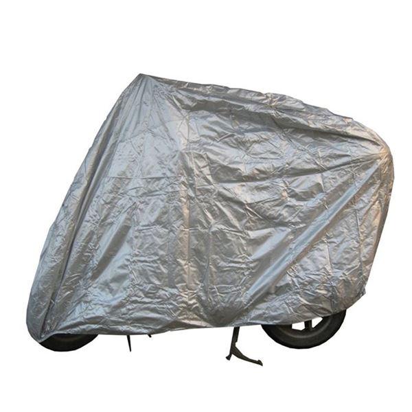 housse b che de protection pour 2 roues um taille 230 x 160 cms feu vert. Black Bedroom Furniture Sets. Home Design Ideas