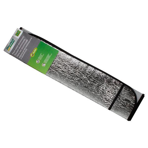 pare soleil aluminium feu vert 60 x 130 cm feu vert. Black Bedroom Furniture Sets. Home Design Ideas