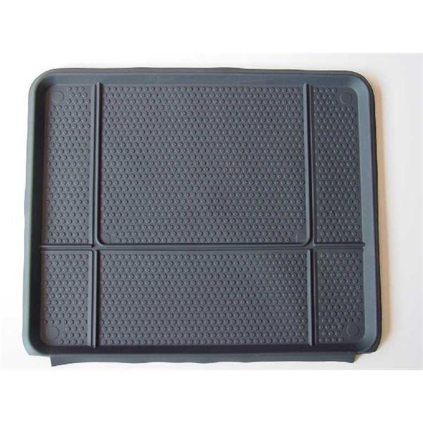 tapis de coffre pvc 50x60cm feu vert. Black Bedroom Furniture Sets. Home Design Ideas