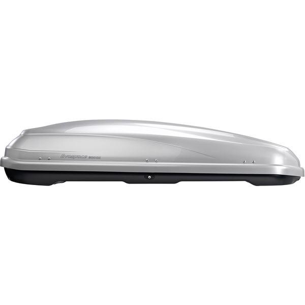 coffre de toit feu vert premium evospace 500dx gris argent feu vert