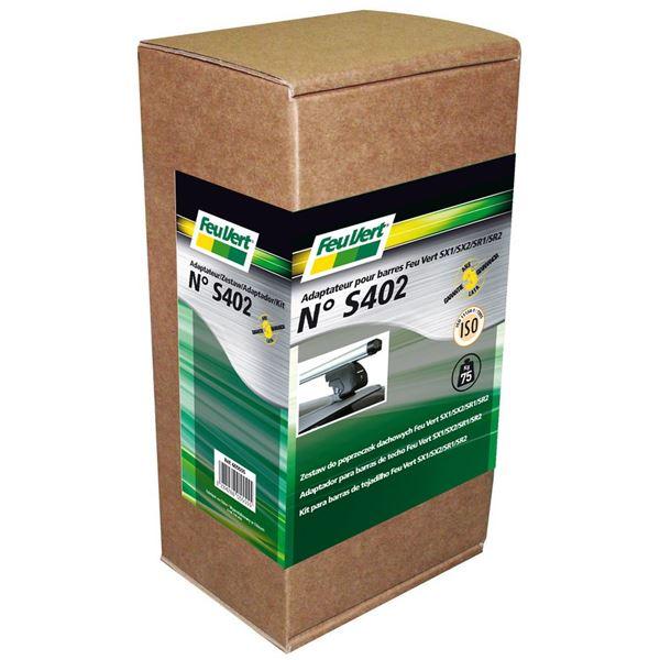 kit s402 pour barre feu vert railing feu vert. Black Bedroom Furniture Sets. Home Design Ideas
