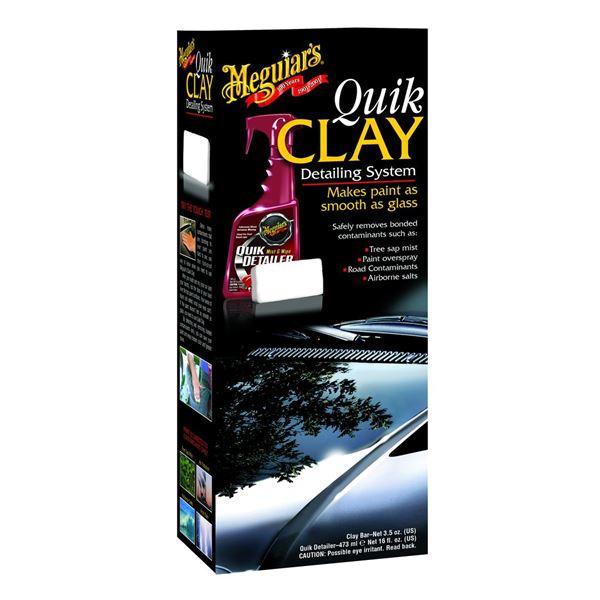 gomme pour r nover peinture carrosserie quick clay meguiar 39 s feu vert. Black Bedroom Furniture Sets. Home Design Ideas