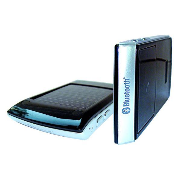 kit mains libre anycom libres bluetooth solar car p