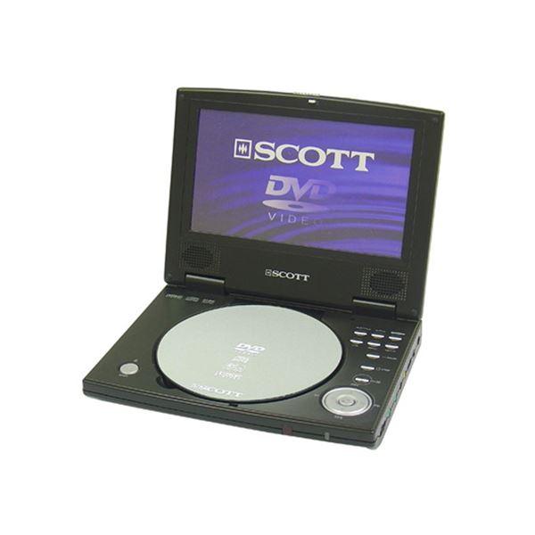 Lecteur dvd portable scott dpx i758 feu vert - Lecteur dvd portable but ...