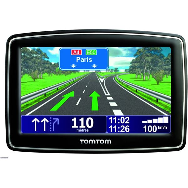 gps tomtom xl iq routes edition europe 22 pays feu vert. Black Bedroom Furniture Sets. Home Design Ideas