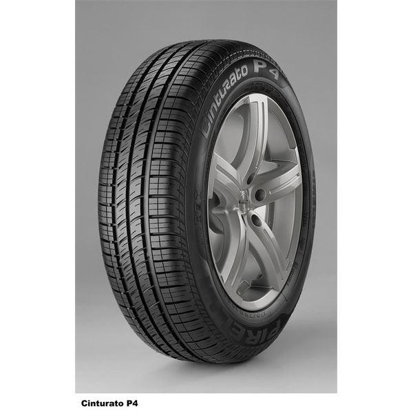 pneu pirelli 185 70r14 88t cinturato p4 feu vert. Black Bedroom Furniture Sets. Home Design Ideas