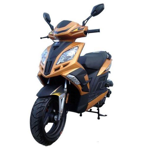 scooter 50 cc eurocka virtuality or feu vert. Black Bedroom Furniture Sets. Home Design Ideas