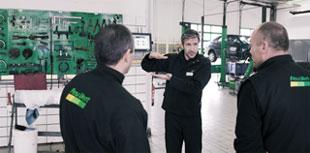 Centre Auto Garage Automobile Feu Vert