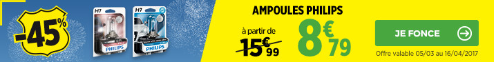 philips offre promo