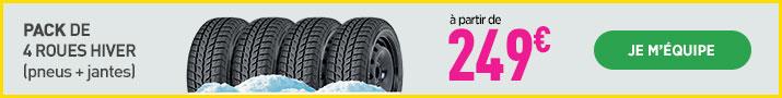 pneu hiver pas cher feu vert achat pneus auto pas chers. Black Bedroom Furniture Sets. Home Design Ideas