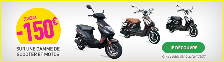 scooter 50 cc v lo lectrique batterie scooter feu vert. Black Bedroom Furniture Sets. Home Design Ideas