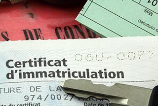 Numero De Formule Du Certificat D Immatriculation Ou Le Trouver