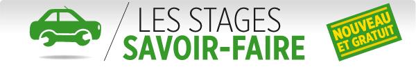 votre formation auto gratuite les stages savoir faire feu vert. Black Bedroom Furniture Sets. Home Design Ideas