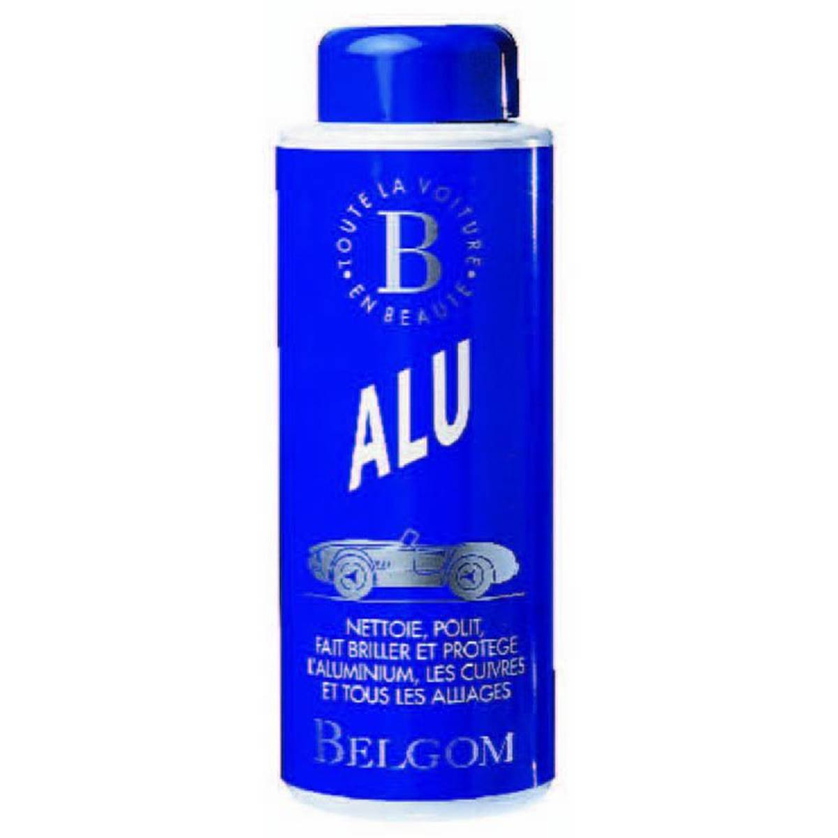 Nettoyant aluminium Belgom 500 ml