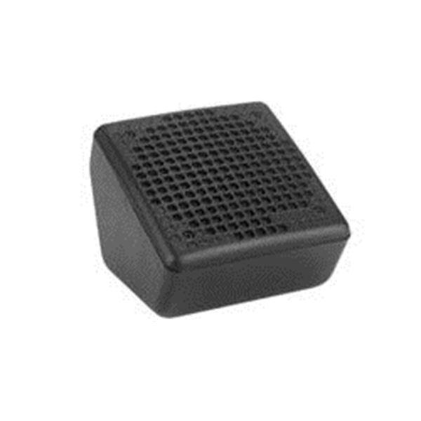bo tier grille pour haut parleur diam tre 13cm feu vert. Black Bedroom Furniture Sets. Home Design Ideas