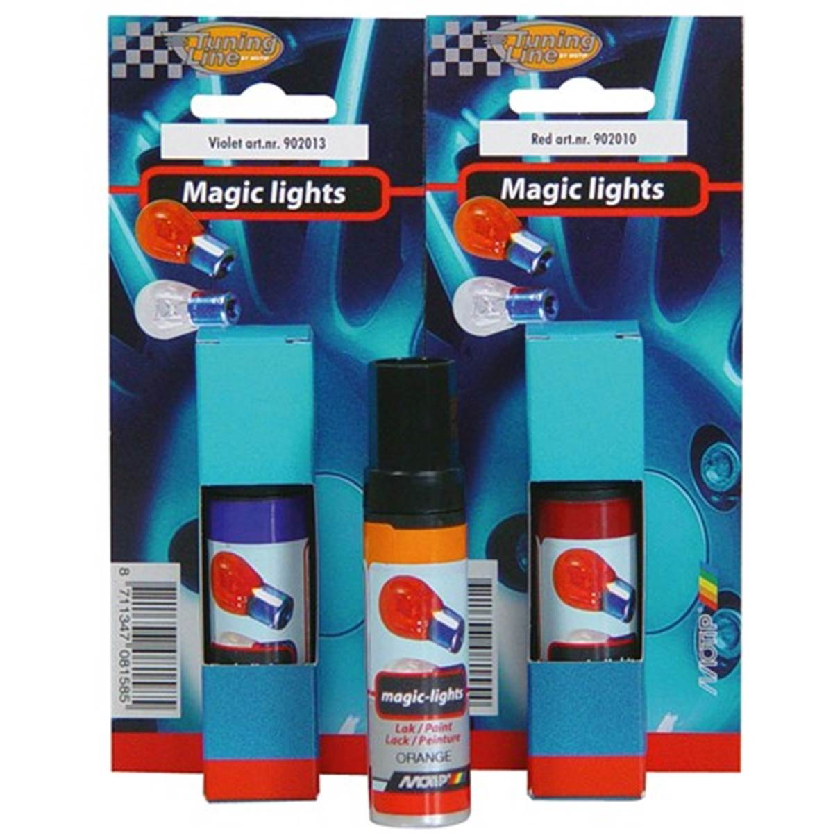 STYLO 12ML MAGIC LIGHT BLEU MO
