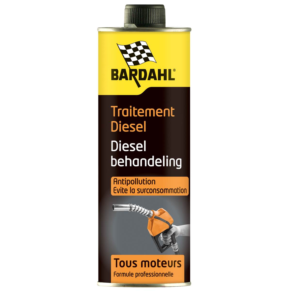Traitement anti pollution diesel 300 ml