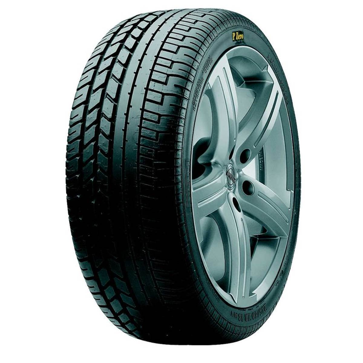 Pneu Pirelli 345/35R15 95Y Pzero Rosso Asimmetrico