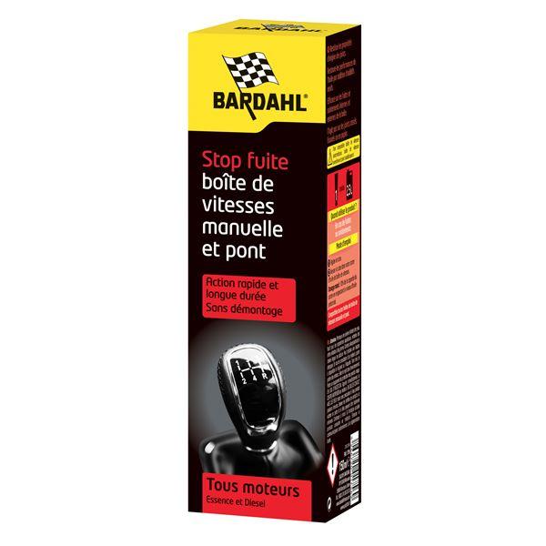 stop fuite boite de vitesse manuelle bardahl 150 ml feu vert. Black Bedroom Furniture Sets. Home Design Ideas