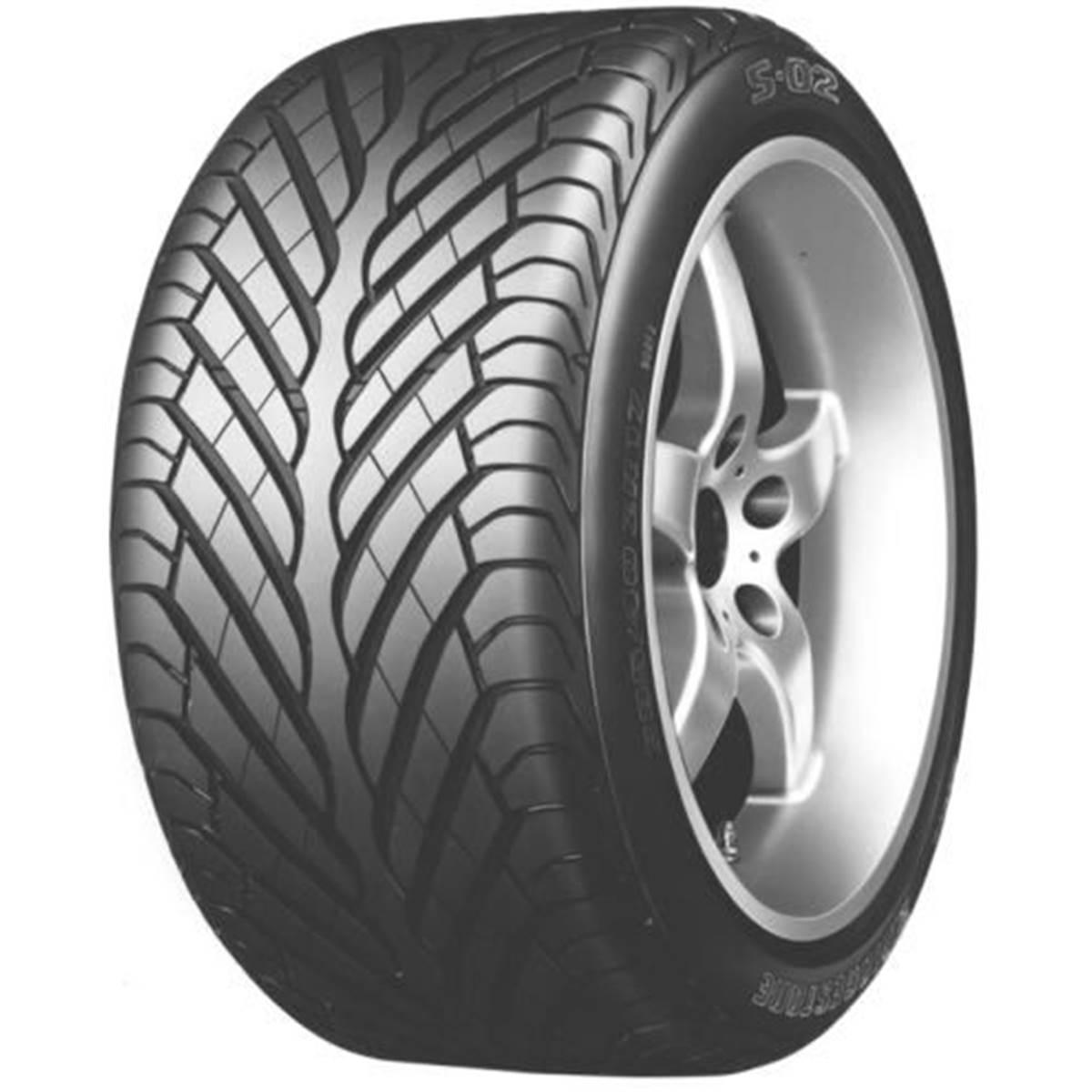 Pneu Bridgestone 205/55R16 Z Potenza S02