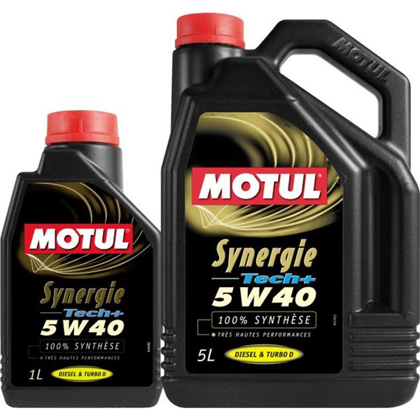motul synergie 5w40 diesel lot de 5 litres 1 litre. Black Bedroom Furniture Sets. Home Design Ideas
